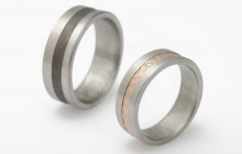 wedding-ring-titane-gold-tantalum