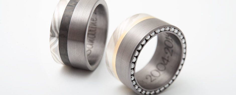 wedding-bands-cbijoux-2020-tantalum-carbon-fiber-mokume-gane-diamonds-merged